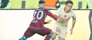 Trabzonspor 1 - 1 Galatasaray