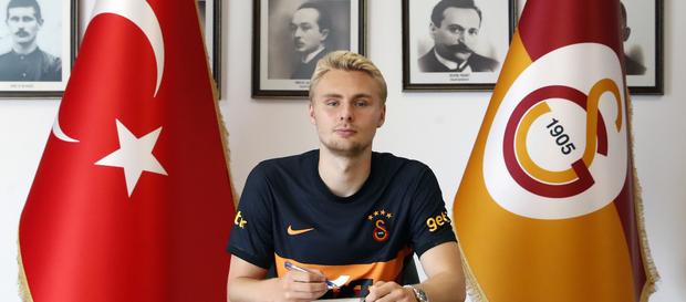 Victor Nelsson Galatasaray'da!
