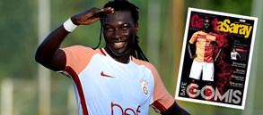 Bafetimbi Gomis: Tek hedefimiz şampiyonluk