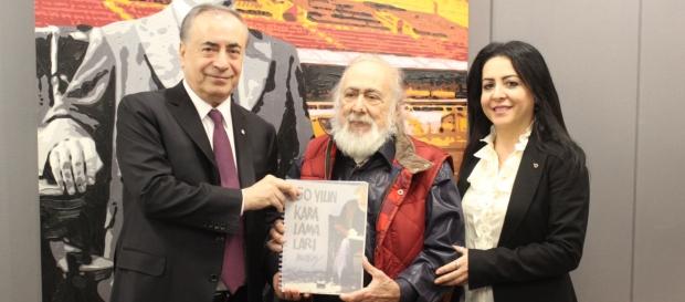 Galatasaray'dan Şampiyon Muhsin Kut'a 63 Yıllık Vefa