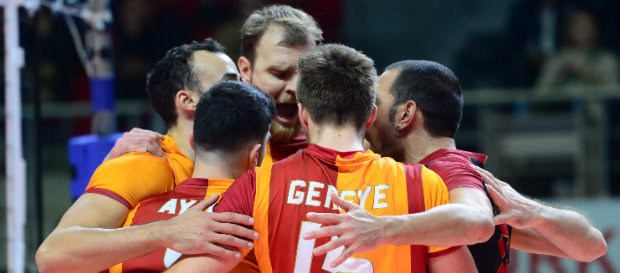 Maça doğru | İkbal Afyon Belediye Yüntaş - Galatasaray