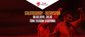 Maça doğru | Galatasaray - Hatayspor