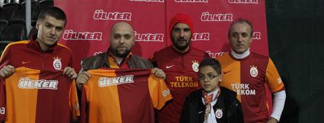 Galatasaray 'Ülker Ayın Golü' Yarışmasının Eylül Ayı Galibi Engin Baytar Oldu