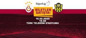 Yeni Malatyaspor maçı biletleri satışta