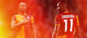Didier Drogba bir kez daha Türk Telekom Stadı'nda