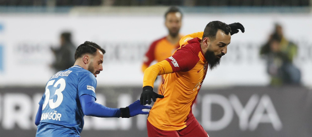 BB Erzurumspor 1 - 1 Galatasaray