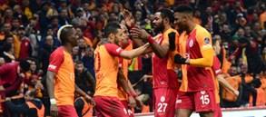 Galatasaray 3 - 1 Trabzonspor