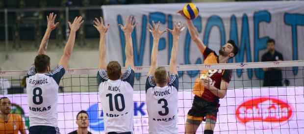 Arkas Spor 3-0 Galatasaray HDI Sigorta