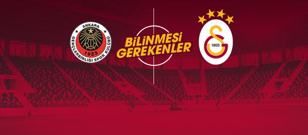 OPTA Facts   Gençlerbirliği – Galatasaray