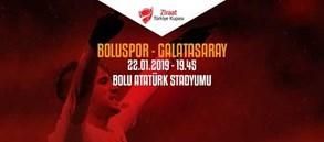 Maça doğru | Boluspor - Galatasaray
