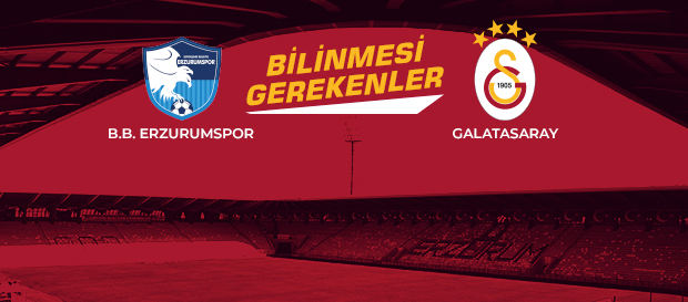 Opta Facts | BB Erzurumspor - Galatasaray