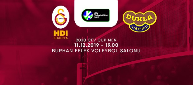 Maça doğru | Galatasaray HDI Sigorta - Dukla Liberec