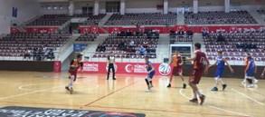 U16 Yıldız Erkek | Galatasaray 111-39 Florya Elit