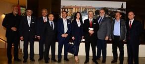 Galatasaray'da birlik ve beraberlik yemeği