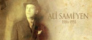 Ali Sami Yen'i Saygıyla Anıyoruz!