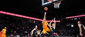 Galatasaray Doğa Sigorta 102 – 65 Adatıp Sakarya Büyükşehir Belediye Basketbol