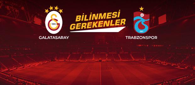 Opta Facts   Galatasaray - Trabzonspor