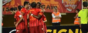 Galatasaray 3 – 3 Malaga CF