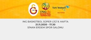 Maça Doğru | Galatasaray – Türk Telekom
