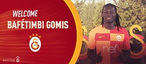 Bafetimbi Gomis Galatasaray'da
