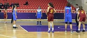 U15 Kızlar | Galatasaray 90 - 13 Emlak Konut