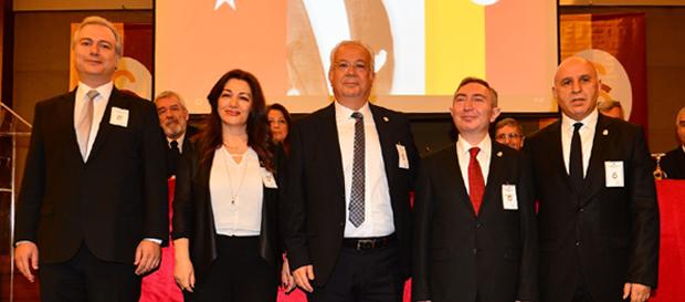Divan Kurulu Başkanlığına Eşref Hamamcıoğlu seçildi