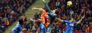 Galatasaray 1-3 KDÇ Karabükspor