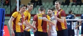 Bursa Büyükşehir Belediye 3-0 Galatasaray HDI Sigorta