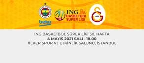 Maça Doğru   Fenerbahçe Beko - Galatasaray