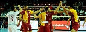 Galatasaray CEV Challenge Cup'ta 3. Tura Yükseldi