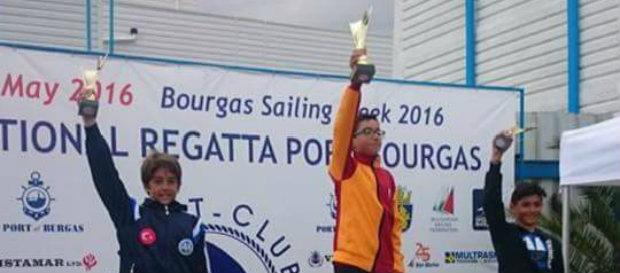 Regatta Port Bourgas Yelken Yarışları Tamamlandı