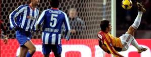 Hertha Berlin 0 - Galatasaray 1