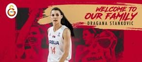 Dragana Stankovic Galatasaray'da