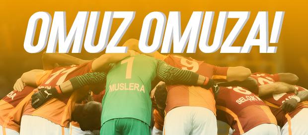 Omuz Omuza!