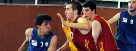 Genç Erkekler | Nilüfer Belediyesi 65 - Galatasaray 90