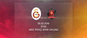 Maça Doğru: Galatasaray – Abdullah Gül Üniversitesi
