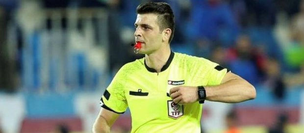 Medipol Başakşehir maçının hakemi Ümit Öztürk