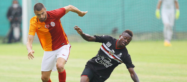 Hazırlık Maçı | Galatasaray 0-4 Nice