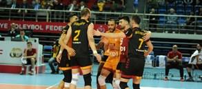 Galatasaray HDI Sigorta 3-2 İstanbul BBSK