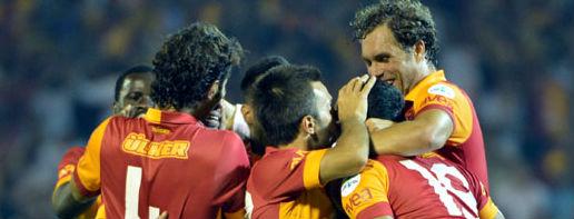 Maça Doğru: Galatasaray – Akhisar Belediyespor