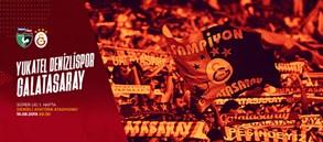 Maça doğru | Yukatel Denizlispor – Galatasaray