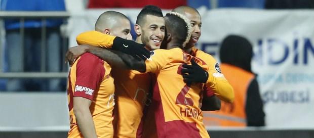 Kasımpaşa 1-4 Galatasaray