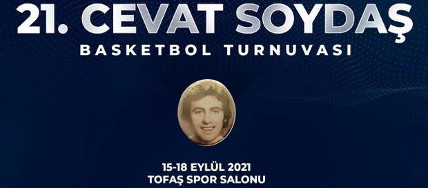Galatasaray NEF, Cevat Soydaş Basketbol Turnuvası'nda