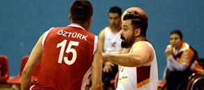 Galatasaray 67–63 TSK Reh. Merkezi