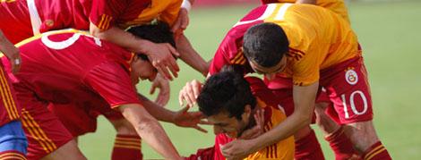 A2 Ligi: Galatasaray 3-1 Altay