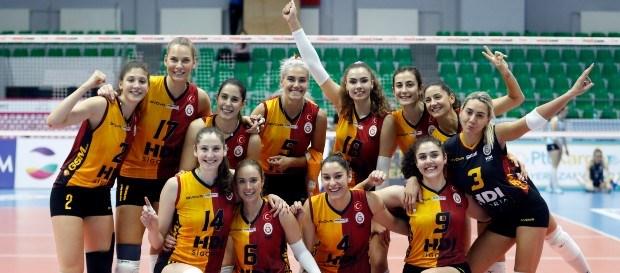 Sarıyer Belediye 0-3 Galatasaray HDI Sigorta