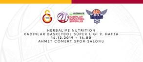 Maça Doğru | Galatasaray - Büyükşehir Belediyesi Adana Basketbol