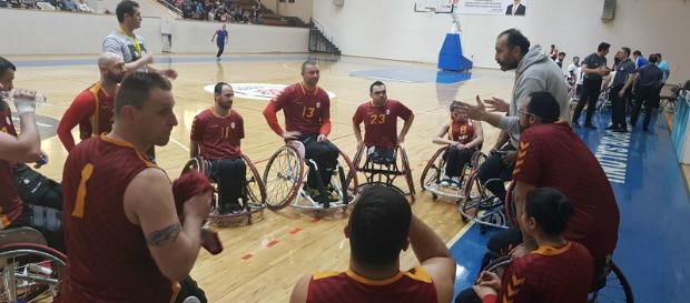 Balıkesir BB 58–70 Galatasaray