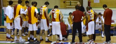 Galatasaray 79 - KK Cibona Zagreb 77