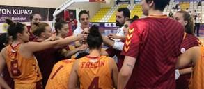 Galatasaray Gelişim 56-76 Urla Belediyesi